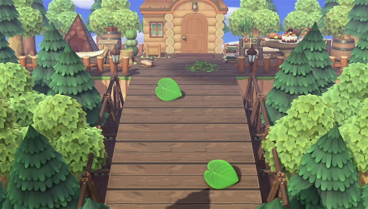 WATCH: An Animal Crossing: New Horizons Speed Build of a Stunning Treehouse - EssentiallySports