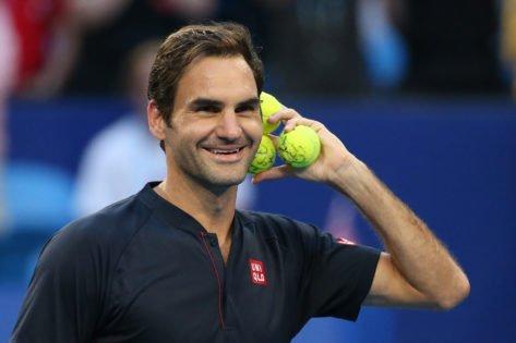 """He Was My Idol"": Nikoloz Basilashvili Reminisces Win Over Roger Federer"