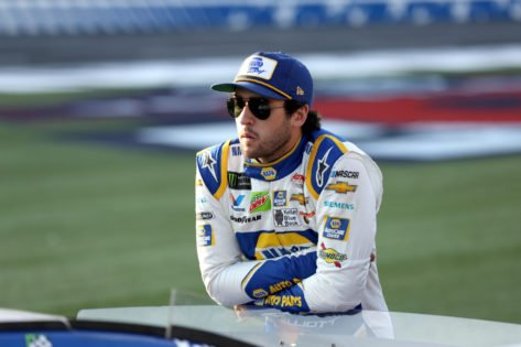 Chase Elliott Talks About Racing in the SRX and Racing Against His Dad