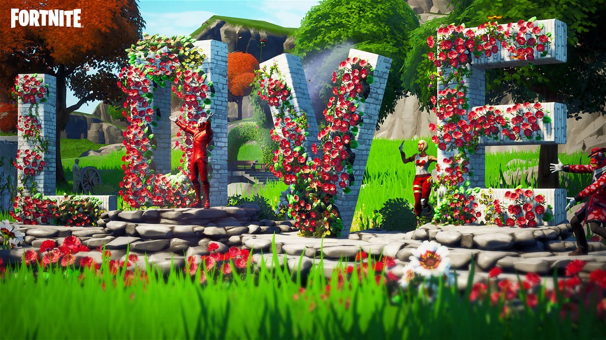 Fortnite Season 5 Valentine's Day Quest Guide: Where to Find all the Chocolate Boxes - EssentiallySports