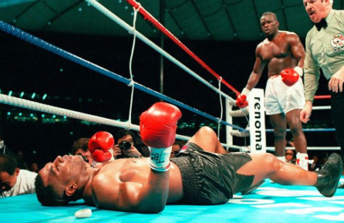 Mike Tyson Believes He Was Set Up to Lose Against Buster Douglas but Admits He Was Overconfident