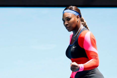 WOW! Serena Williams Becomes the Oldest Active Player To Reach a Grand Slam Semifinal thumbnail