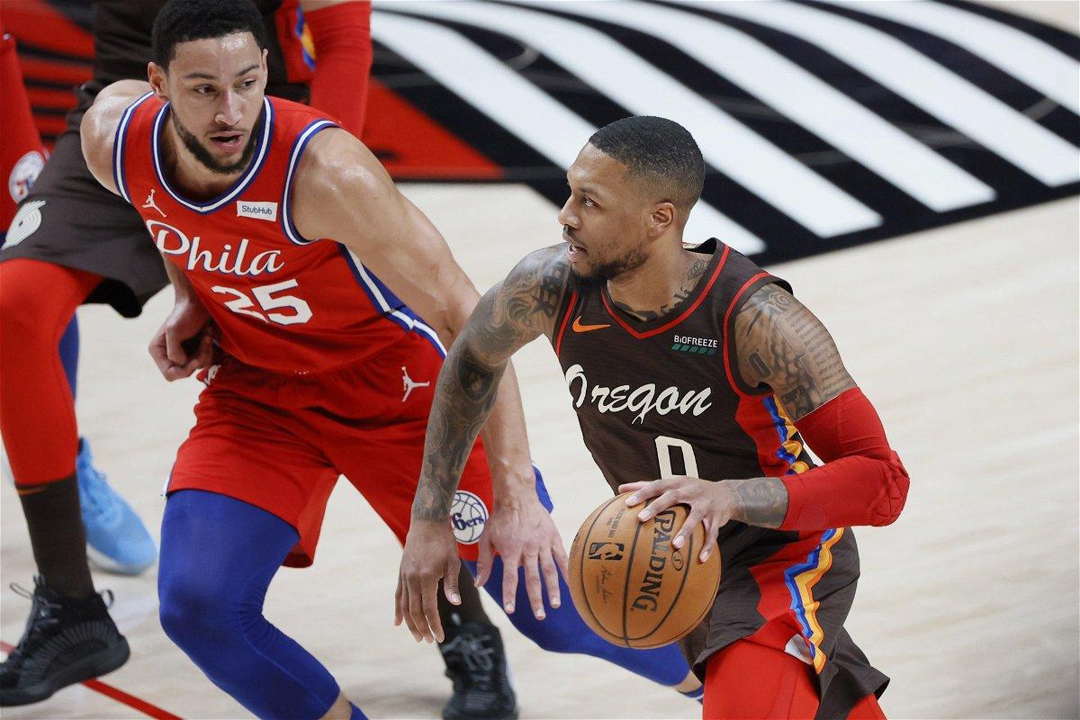 NBA All-Star Snub Damian Lillard