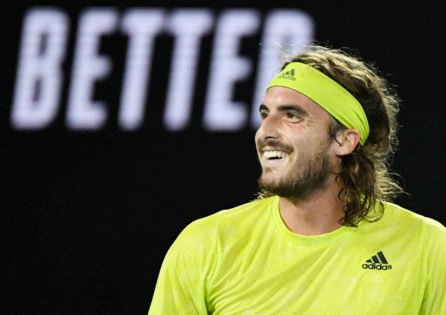 Compliments of the Season! Stefanos Tsitsipas Sends Special Message to Ons Jabeur In Fun-Filled Video