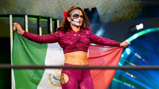 Tony Khan Officially Signs Thunder Rosa to AEW, Buys Her Out of NWA Contract
