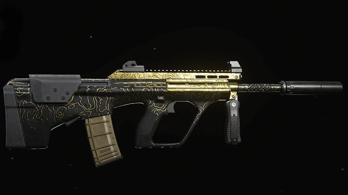 5. The AUG in Warzone Season 2