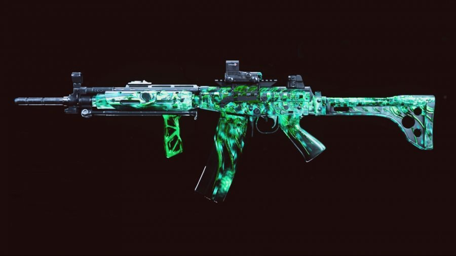 The FARA 83 Assault Rifle in Warzone