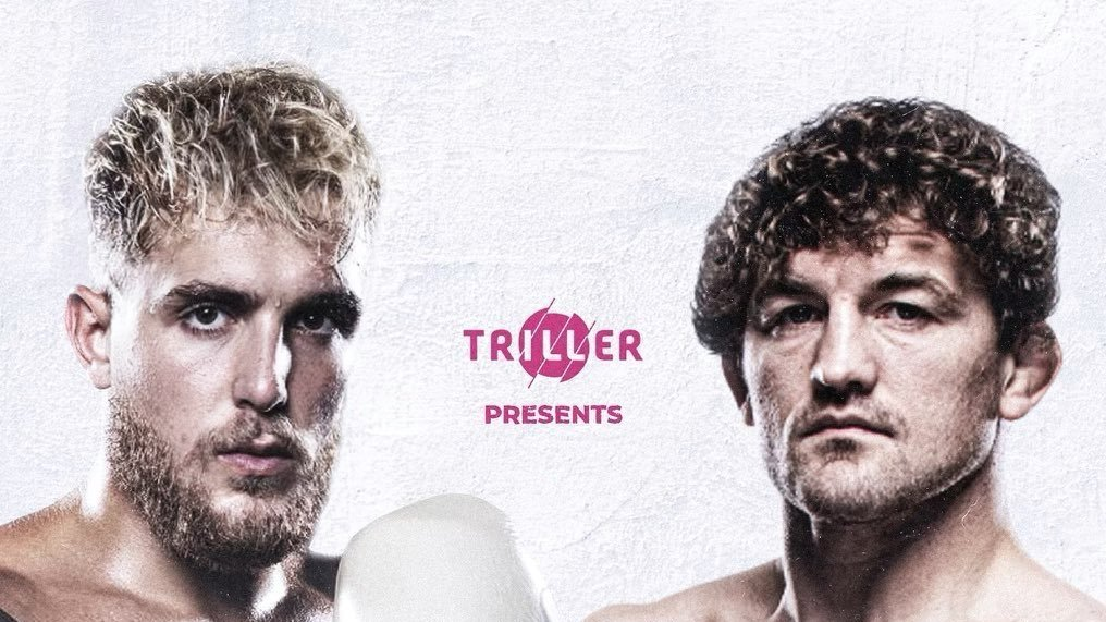 Jake Paul vs. Ben Askren: Press Conference Date and Time Announced - EssentiallySports