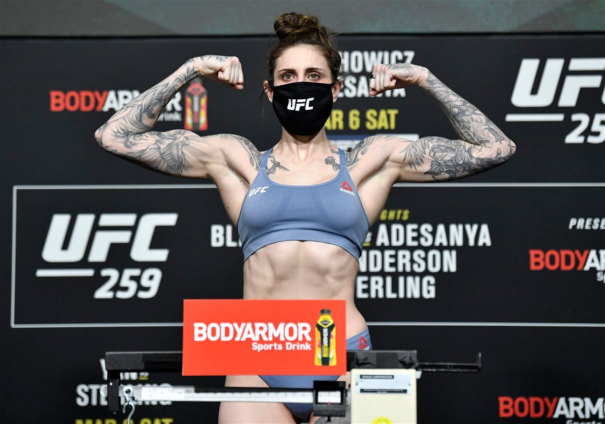 'There Are Plenty of Opportunities for Me'- Megan Anderson Opens Up on Her Future in UFC Following Loss to Amanda Nunes – EssentiallySports