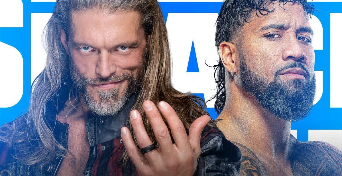 Edge And Jey Uso Cut Promos Ahead Of Tonight's SmackDown