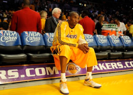 When Kobe Bryant Braved a Bloodied Face and Stitches to Lead the Lakers to an Emphatic Win in 2008