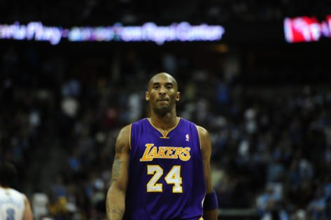 Why Kobe Bryant Preferred the Number 24 Over Number 8?