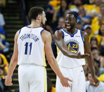 'Maybe I'm Just Naive': Warriors' Klay Thompson Reacts to Being Snubbed From NBA's 75 Greatest Players