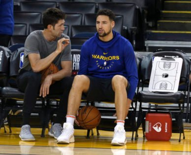 Moses Moody Reveals How He Feels After Watching Klay Thompson Shoot