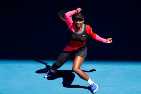 """""""Used to Drain a Whole Publix Shopping Cart"""": American Coach Gives a Sneak Peek to Serena Williams Training Session"""