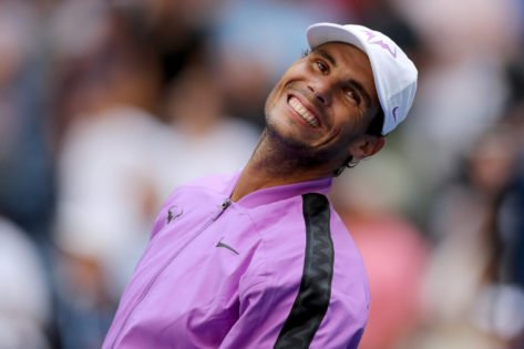 """""""Typed it Wrong Oops"""": Rafael Nadal Mixes up The White House with The US Capitol on Social Media"""