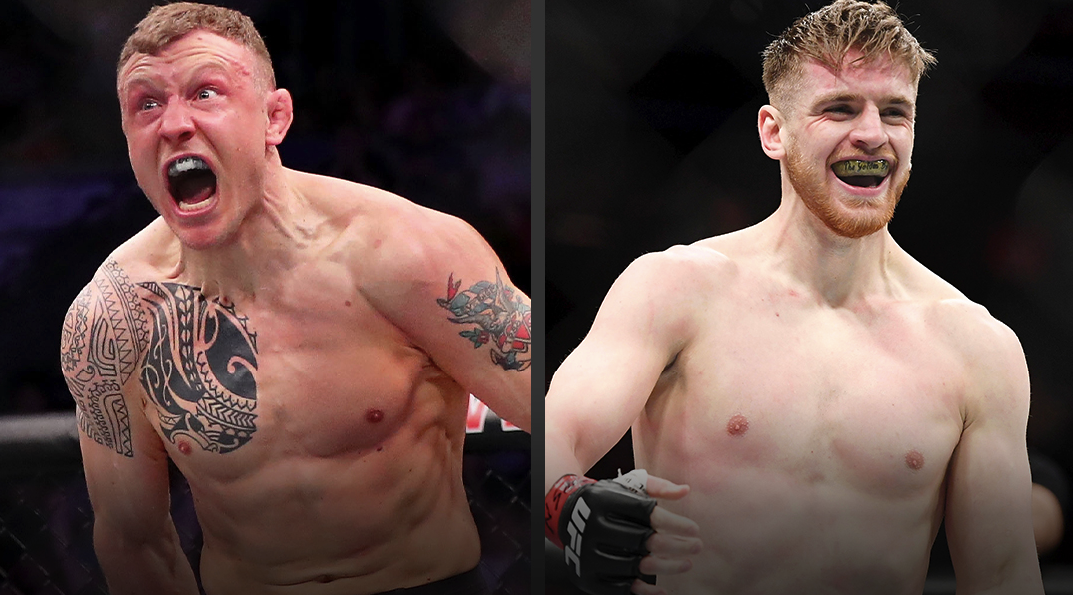 UFC 262 Gets Another Epic Fight- Edmen Shahbazyan Set to Take on Fellow Middleweight Jack Hermansson - EssentiallySports