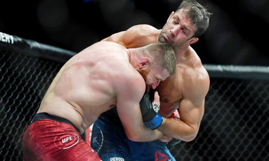 WATCH: Jan Blachowicz Breaking Luke Rockhold's Jaw at UFC 239