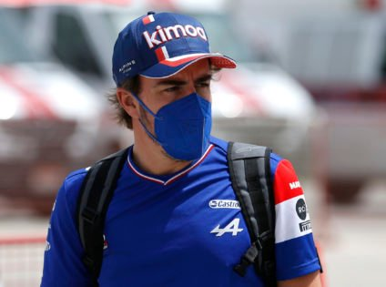 """""""My 12km Feels Like a Baby!"""" – Twitter Reacts to Fernando Alonso's Absurd Cycling Run"""