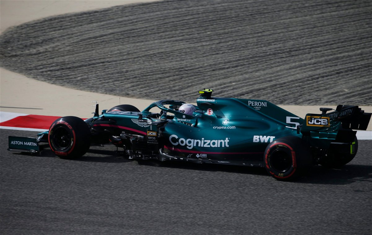 This Is Where It Gets Serious Aston Martin F1 Post Update After Dismal Practice In Bahrain Essentiallysports