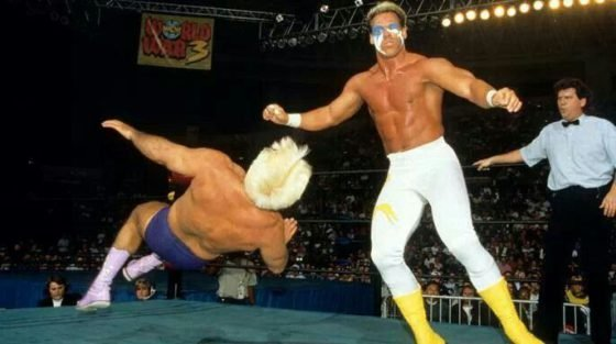 AEW Superstar Sting Claims his Favourite Matches Were Against Ric Flair