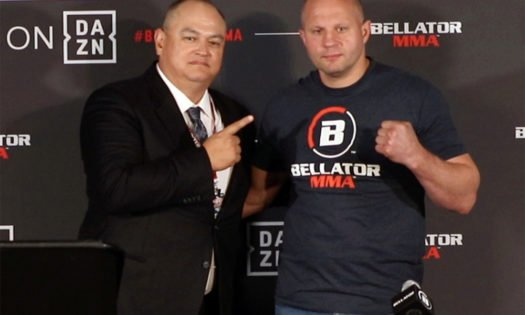 """""""Average at Best"""" -Daniel Cormier Doesn't Consider Fedor Emelianenko as the Greatest Heavyweight of All Time"""