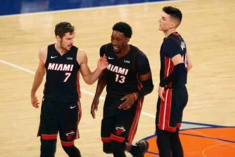 What Does The Miami Heat Starting Lineup Look Like for the 2021-22 Season ?