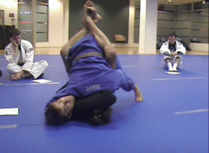 VIDEO: Ryan Hall Gets Put to Sleep by Valerie Worthington During a Demo Session