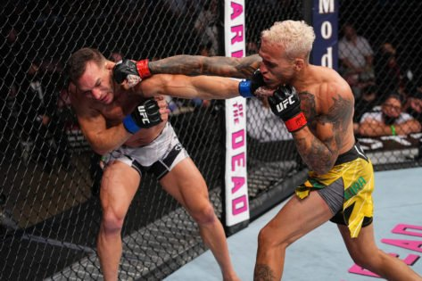 Michael Chandler Questions Charles Oliveira's Longevity Inside the Octagon Ahead of the Dustin Poirier Fight