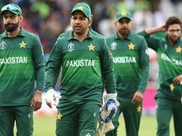 Pakistan vs Sri Lanka 2019