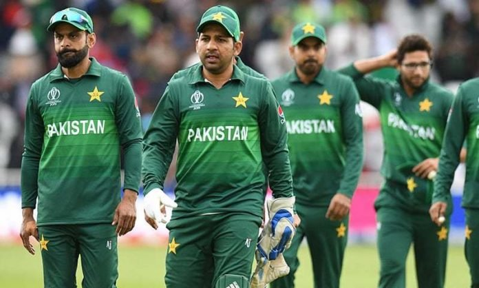 Pakistan vs Sri Lanka 2019