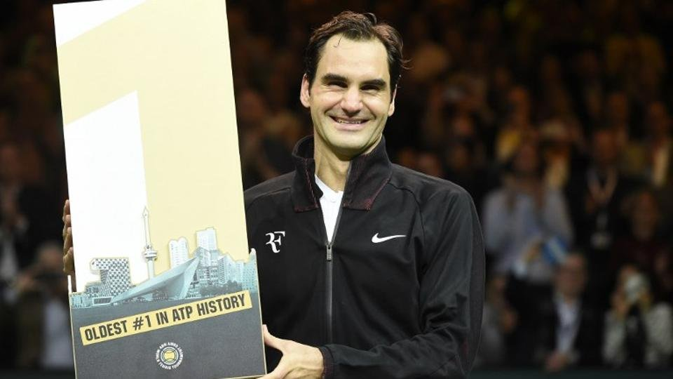 Who Are The Most Consistent Players On ATP Tour? Roger Federer