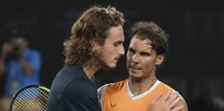 Nadal and Tsitsipas