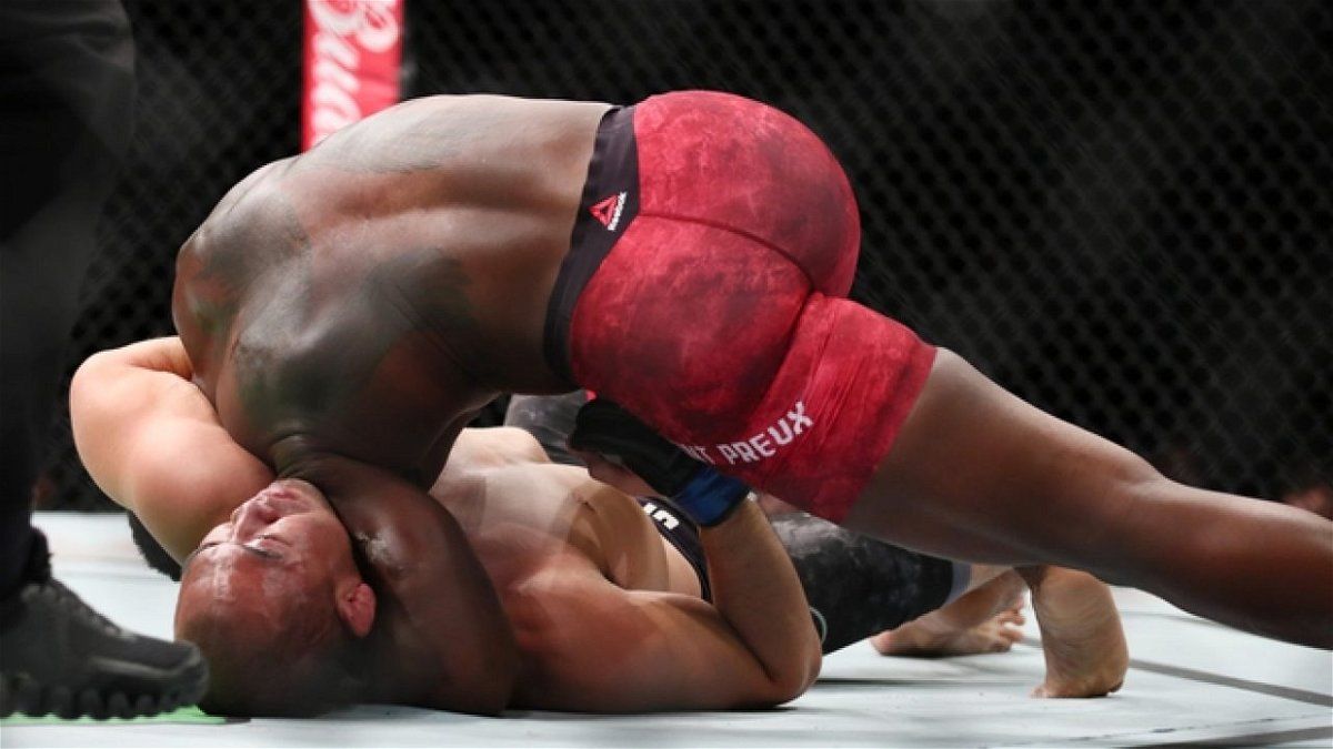UFC Copenhagen Results: Ovince Saint Preux Did it Again, Fight ...
