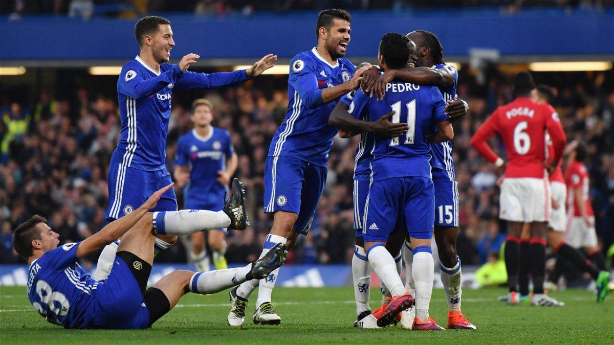 Iconic Chelsea Man United Matches At Stamford Bridge