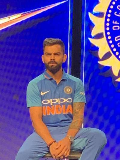ICC Cricket World Cup 2019: India Jersey