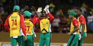 Guyana Amazon Warriors vs ST Kitts and Nevis Patriots Dream 11 Predictions
