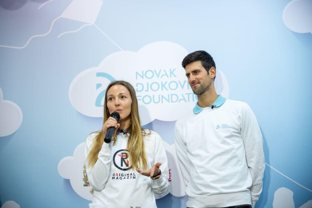 Novak Djokovic Names The Women Who Inspire Him The Most Essentiallysports