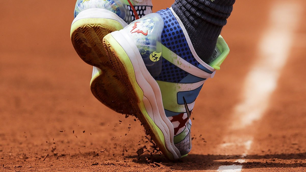 Disciplinare Così tanti proiettore  Rafael Nadal's Shoes: All You Need to Know About the Special One -  EssentiallySports