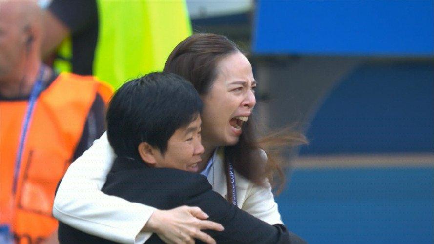 Risultati immagini per thailand tears football