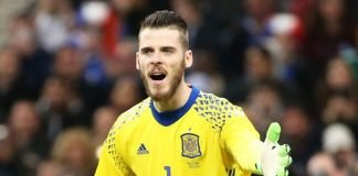 David de Gea says Spain is ready for Portugal and Ronaldo
