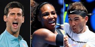 Tennis Prize Money Leaders