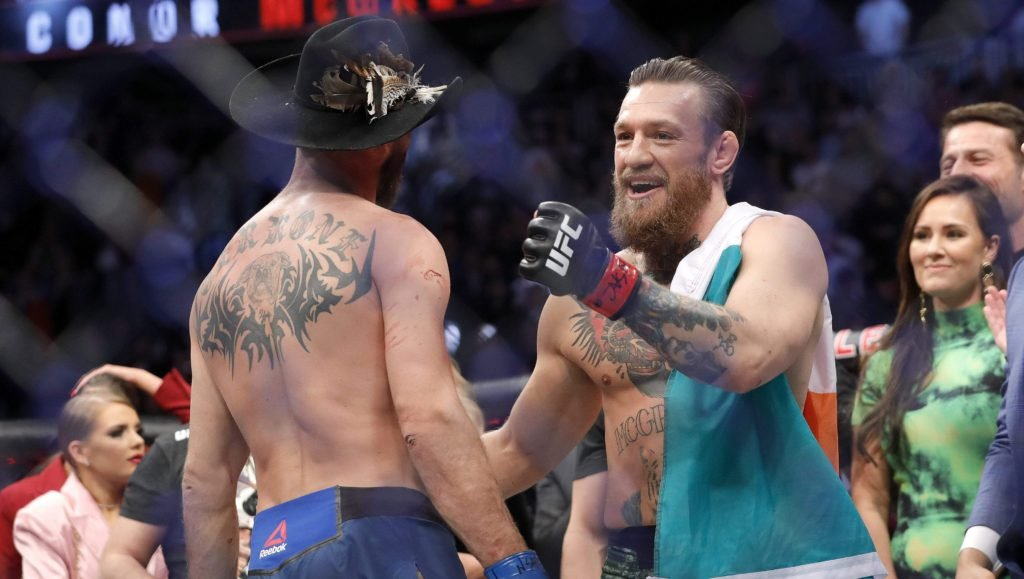 Conor McGregor Demands an Apology From Stephen A Smith For Insulting Donald Cerrone - Essentially Sports