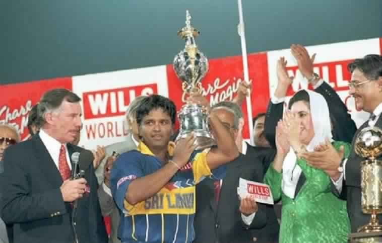 ICC Cricket World Cup 1996