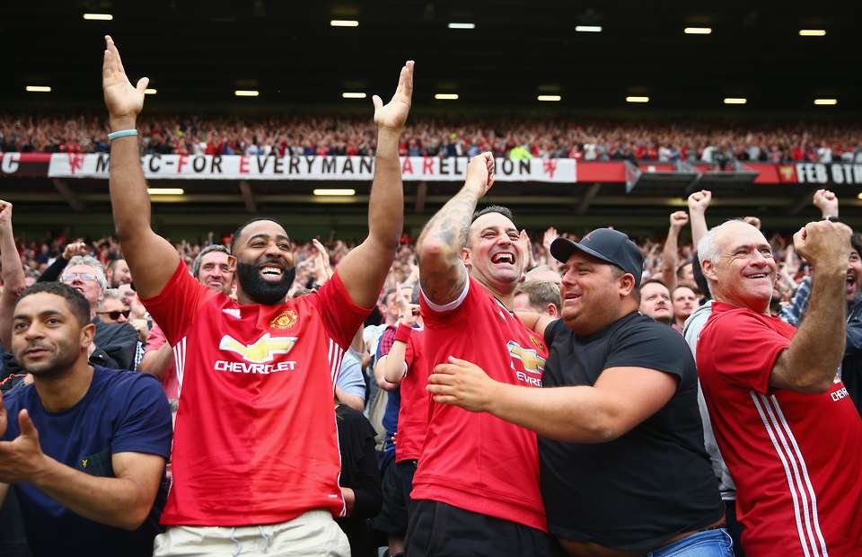 Manchester United Fans Are The Most Racist Fans Of All Time Essentiallysports