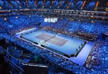 ATP Finals, O2 Arena, London