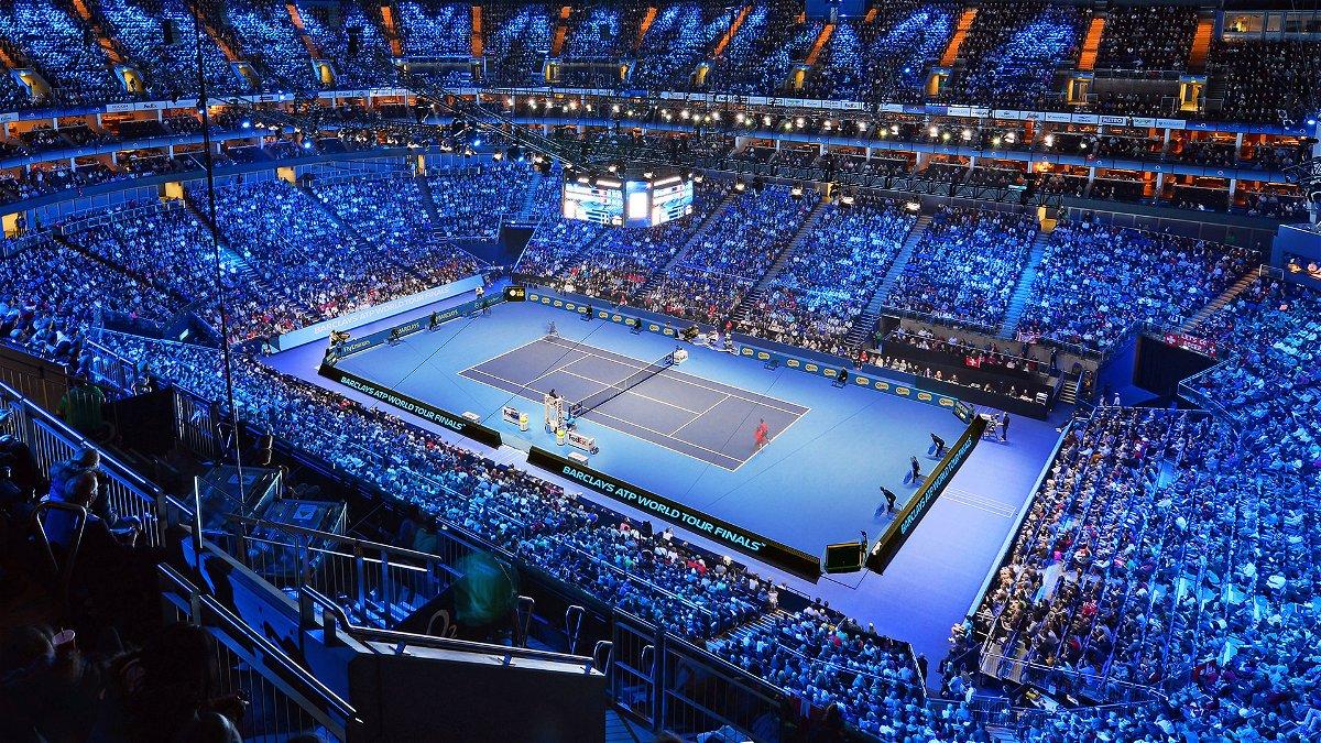 ATP Finals, O2 Arena, London