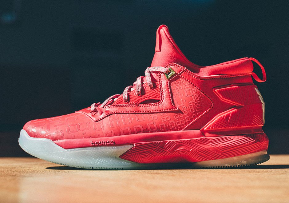 Adidas Dame 2 shoes