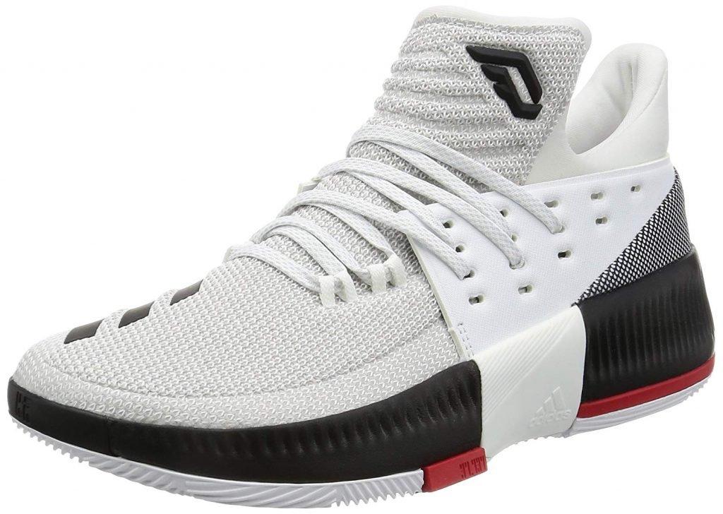 Adidas Dame 3 shoe