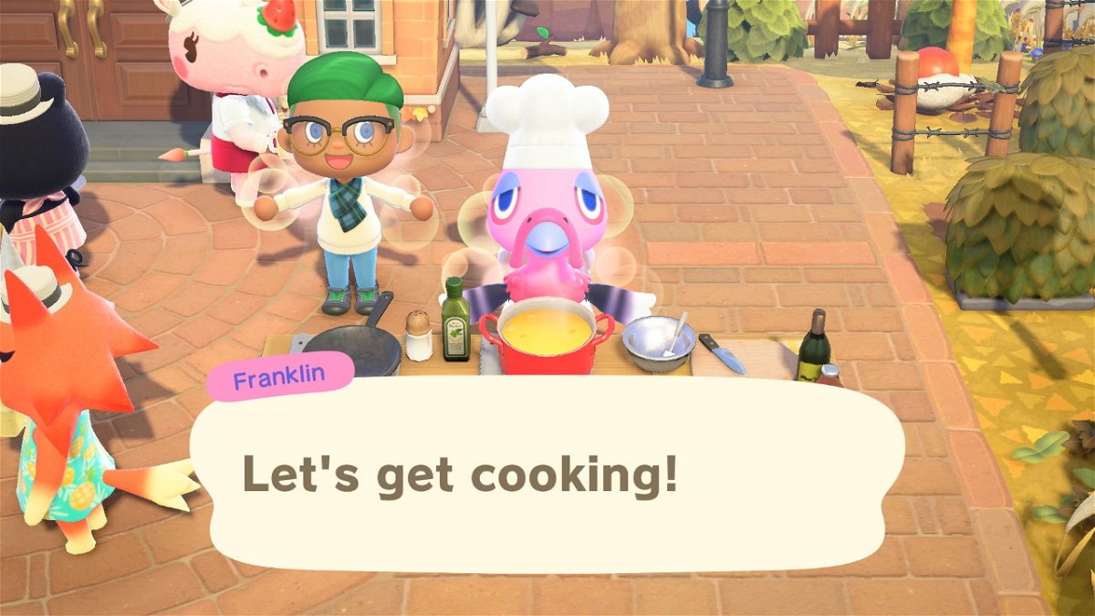 Animal Crossing: Here's Everything You Need to Know about Turkey Day in New Horizons - EssentiallySports